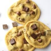 Einkorn Chocolate chip cookies for gluten sensitivity
