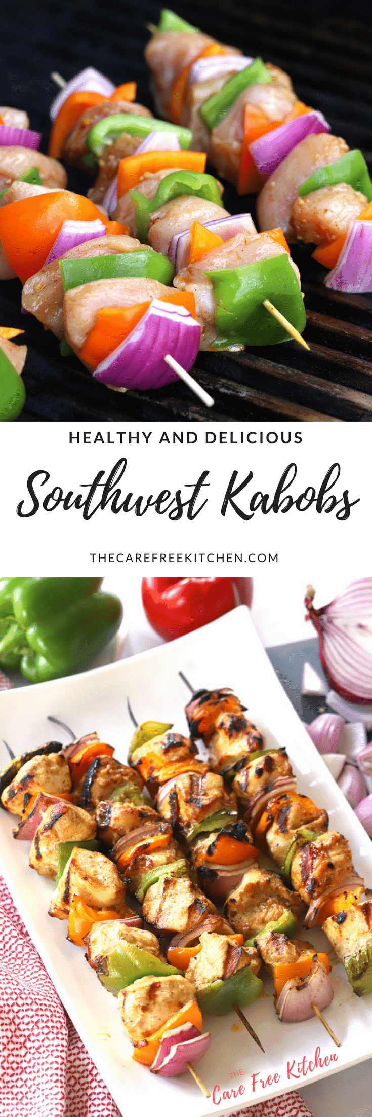 Southwest Chicken Shish Kabob Marinade