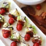 wedge salad kabob