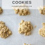 These easy Peanut Butter No-Bake Cookies are so quick and delicious! You will love the salty peanut butter and sweet chewy oats! These will be a family favorite in no time!