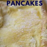 This German Pancake recipe is made with all-purpose Einkorn flour. These Einkorn German pancakes are light, fluffy, and of course, buttery too.