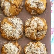 einkorn pumpkin muffin recipe