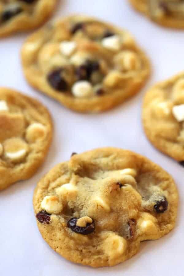 cranberry orange cookie recipe