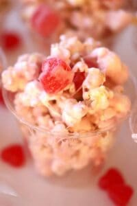 white chocolate and marshmallow popcorn recipes