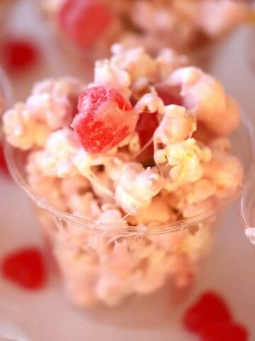 white chocolate and marshmallow popcorn recipes