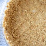 "9"" graham cracker crust"