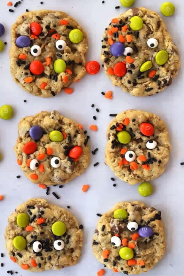 World's best monster cookie recipe