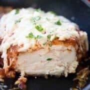 classic chicken parmesean