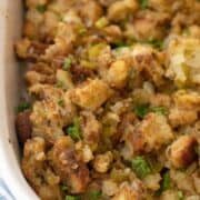 stuffing recipe from scratch