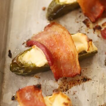easy appetizers to make, oven jalapeno poppers