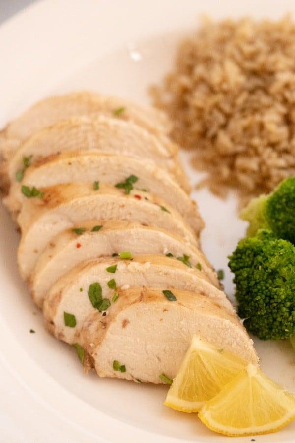 juicy baked chicken breast recipe