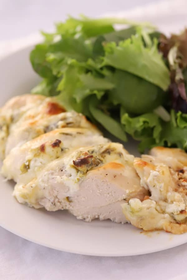 juicy jalapeno popper hassle back chicken